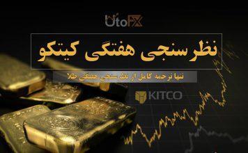نظرسنجی هفتگی سایت کیتکو درباره طلا