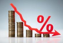 نرخ بهره منفی Negetive interest rate